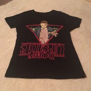 Eleven Stranger Things T-shirt